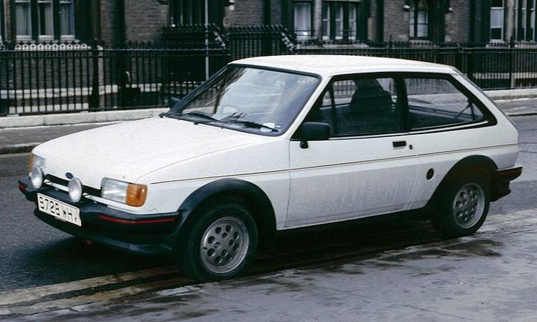 1985 Ford Fiesta XR2 309874
