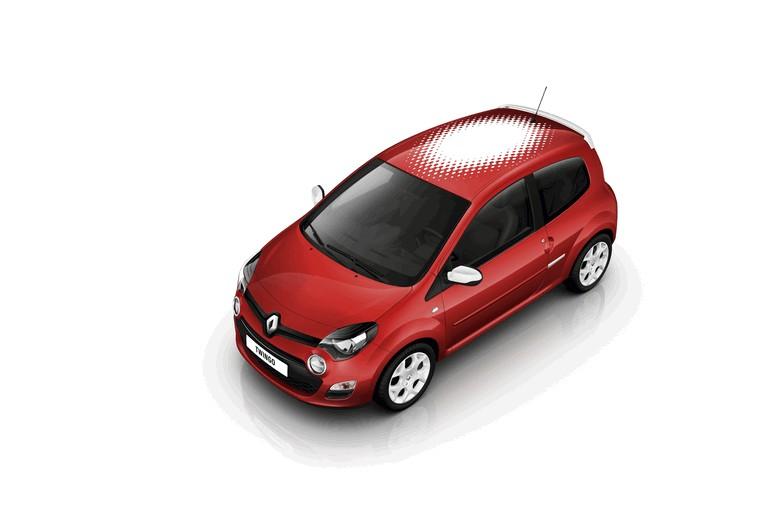 2011 Renault Twingo 324410