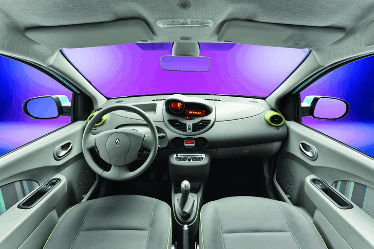2011 Renault Twingo 324438