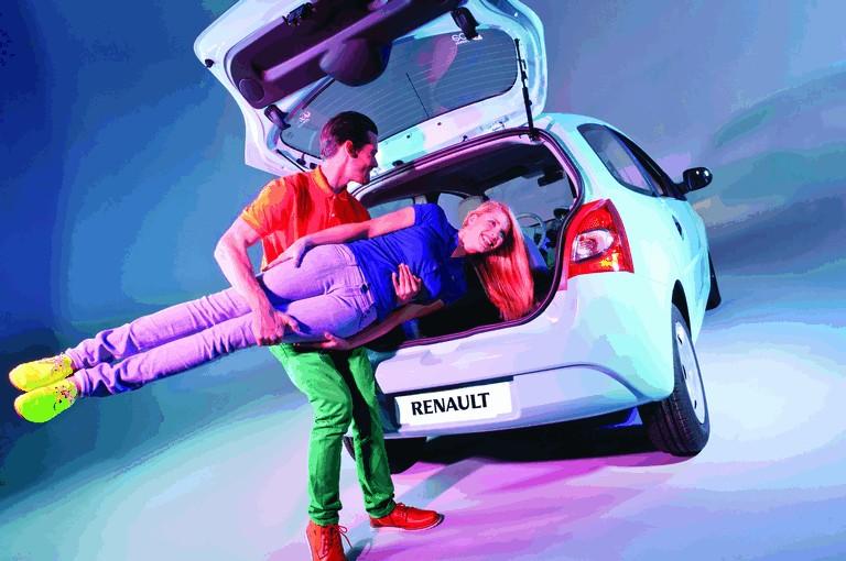 2011 Renault Twingo 324453