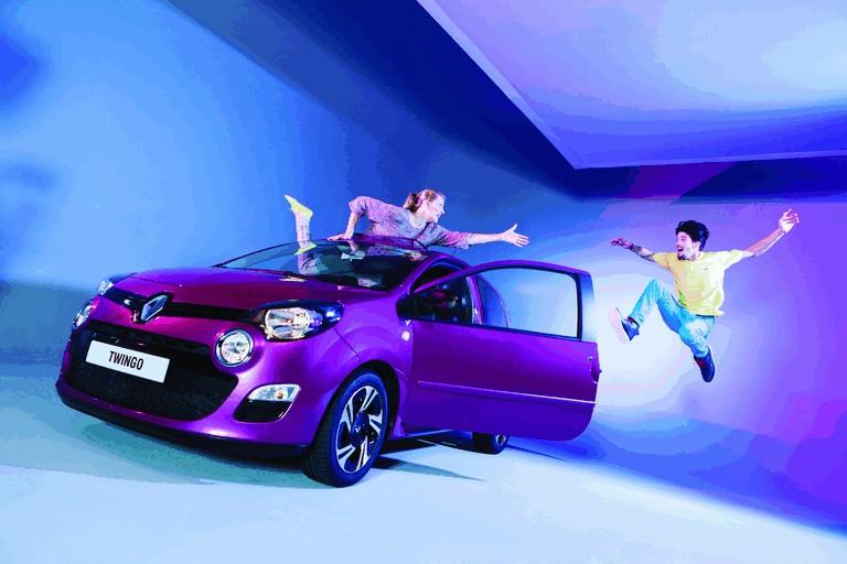 2011 Renault Twingo 324459