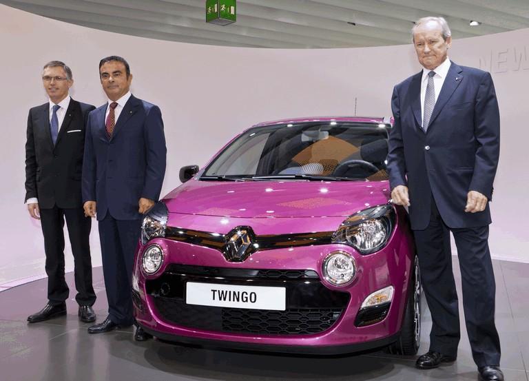 2011 Renault Twingo 324467