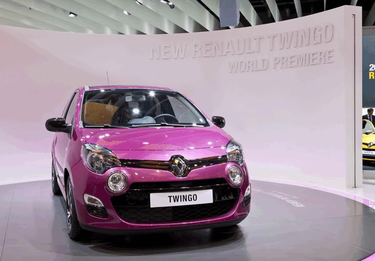 2011 Renault Twingo 324470