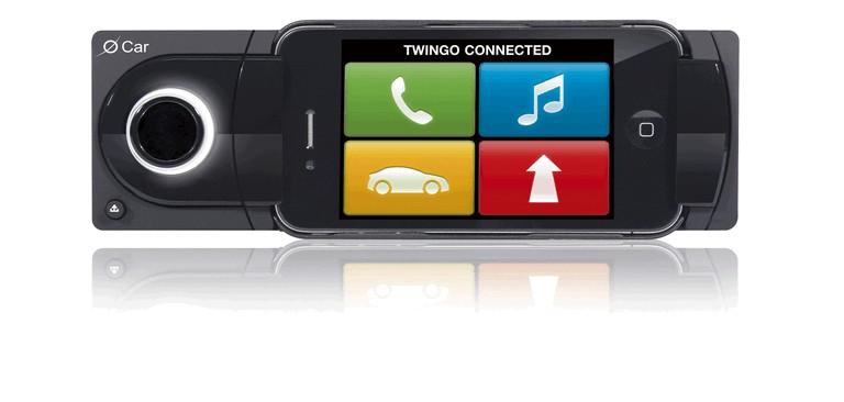 2011 Renault Twingo 324483