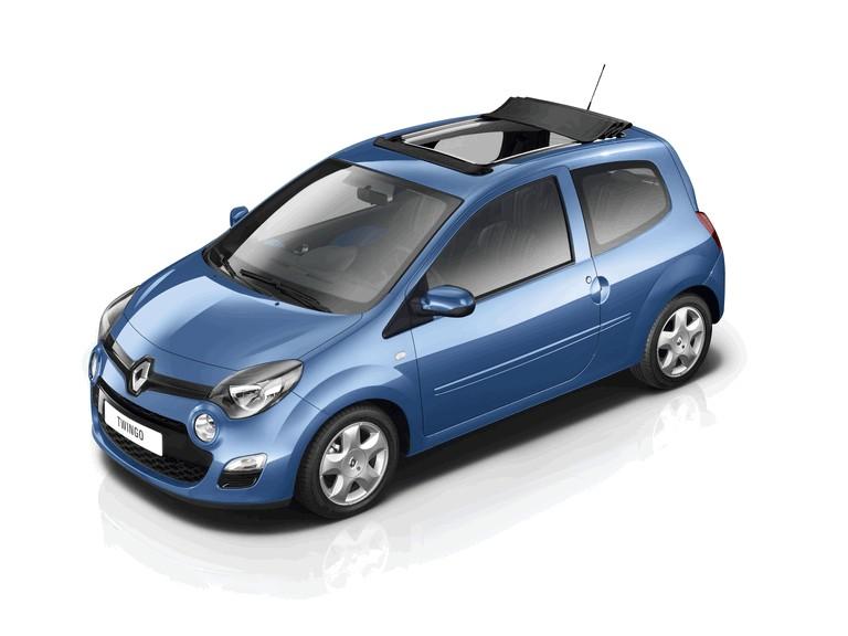 2011 Renault Twingo 324492