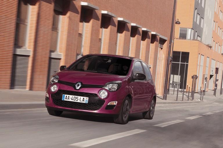2011 Renault Twingo 324503
