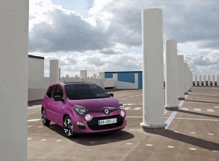 2011 Renault Twingo 324506