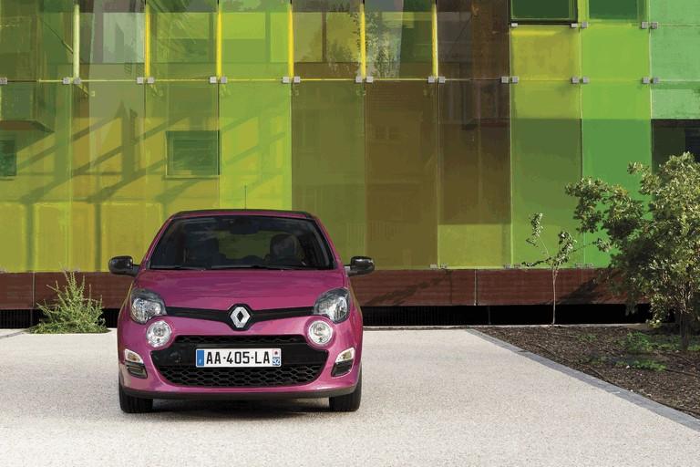 2011 Renault Twingo 324508