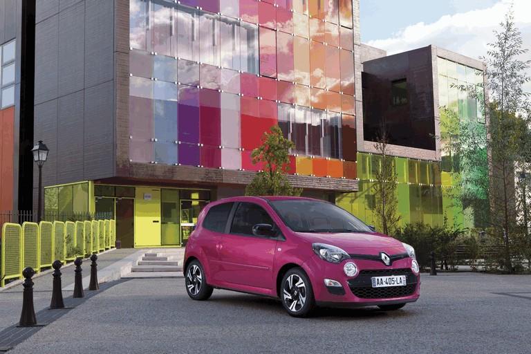 2011 Renault Twingo 324511