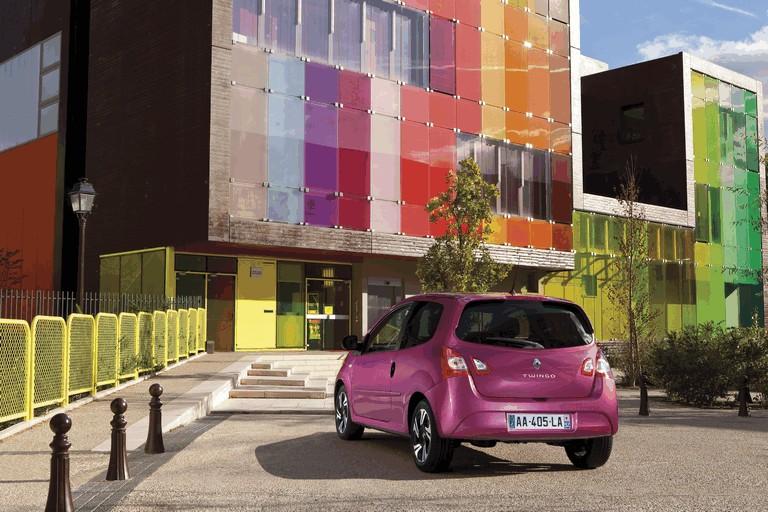 2011 Renault Twingo 324513