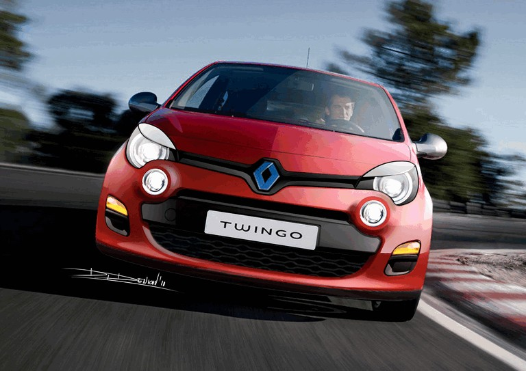 2011 Renault Twingo 324518