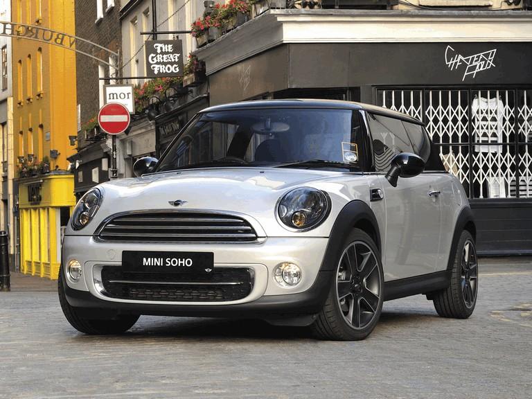 2011 Mini Cooper D SOHO Special Edition 309893