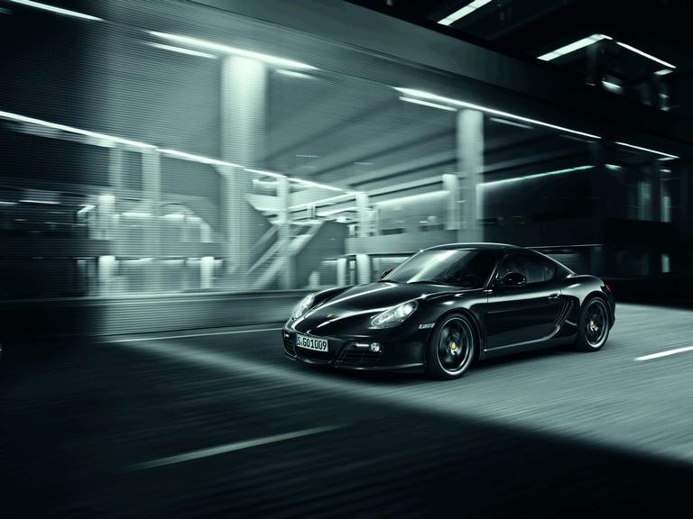 2011 Porsche Cayman S Black Edition 310175
