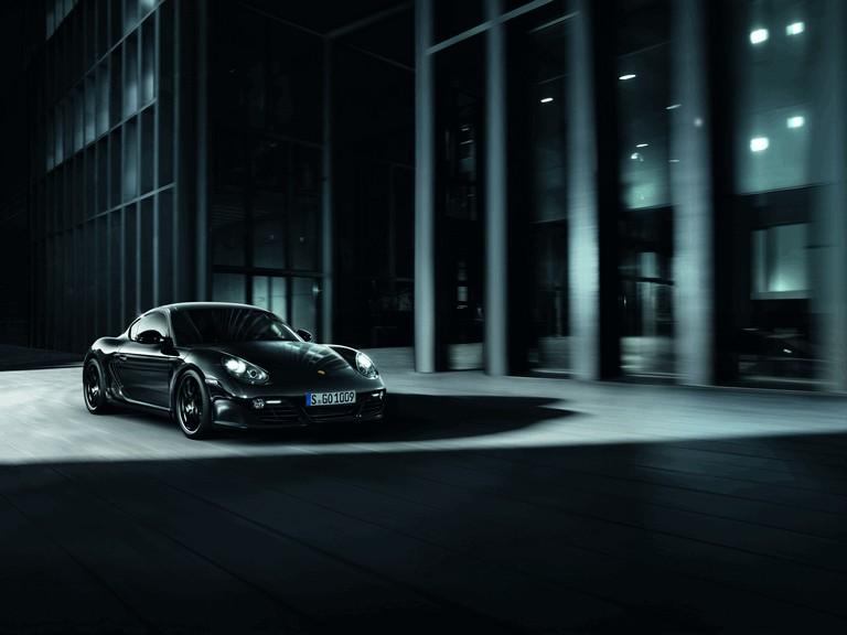 2011 Porsche Cayman S Black Edition 310176