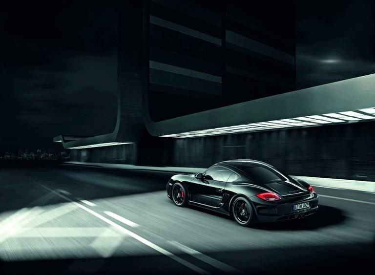 2011 Porsche Cayman S Black Edition 310177