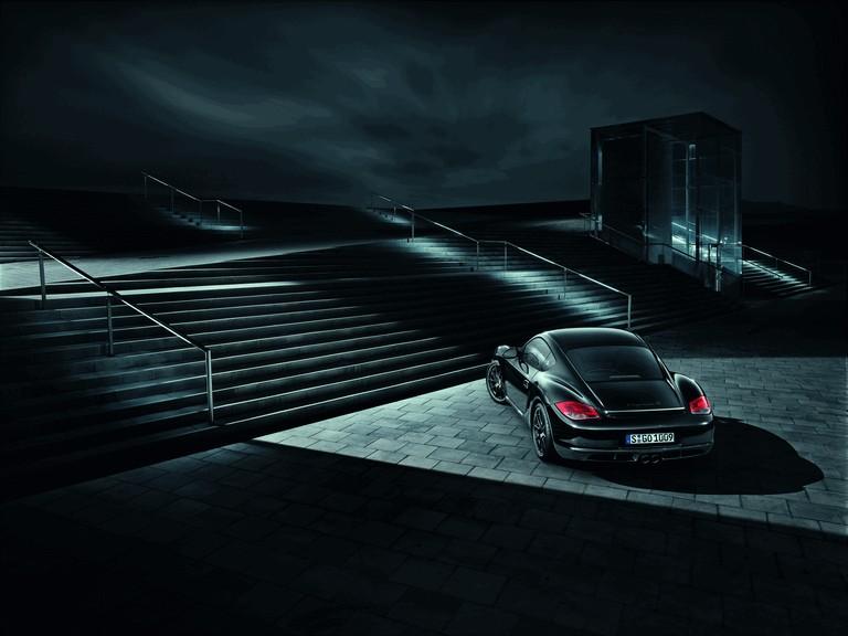 2011 Porsche Cayman S Black Edition 310178