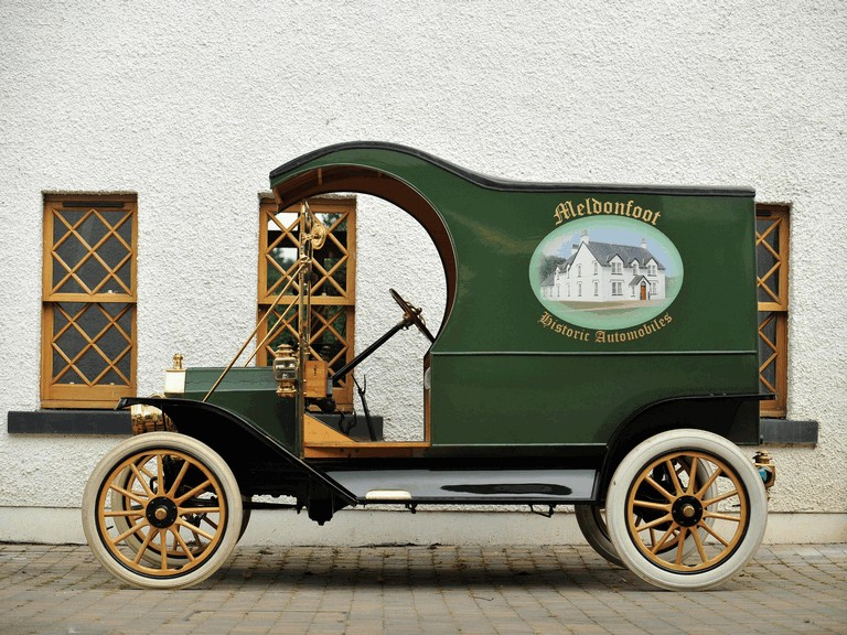 1912 Ford Model T delivery car 310210