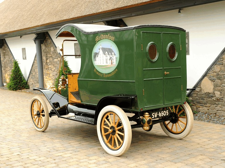 1912 Ford Model T delivery car 310211