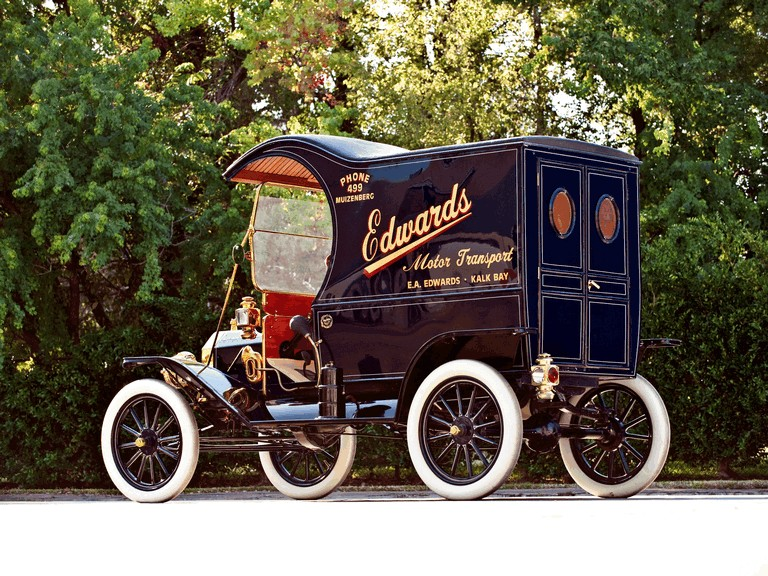 1912 Ford Model T delivery car 310214