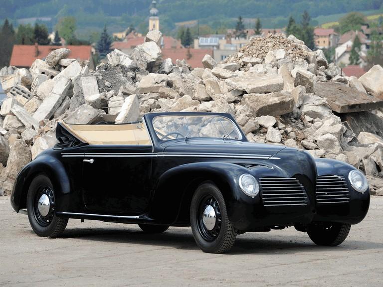 1939 Alfa Romeo 6C 2500 S cabriolet 310221