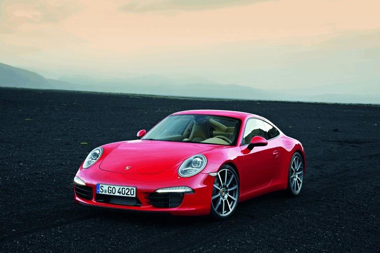 2011 Porsche 911 ( 991 ) Carrera 312823