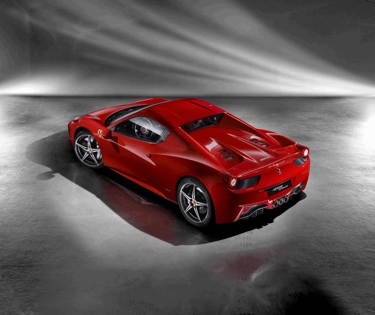 2011 Ferrari 458 Italia spider 336255