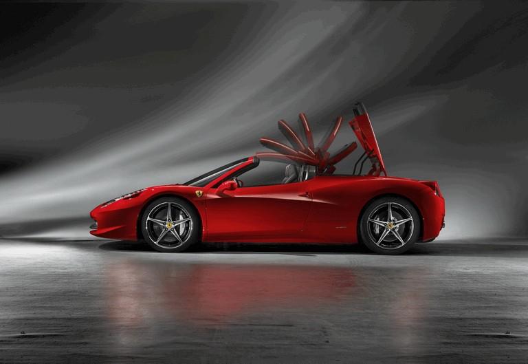 2011 Ferrari 458 Italia spider 336256
