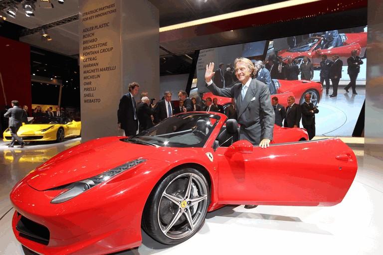 2011 Ferrari 458 Italia spider 336272