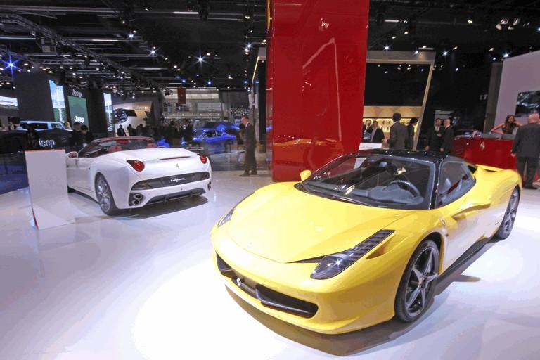 2011 Ferrari 458 Italia spider 336275