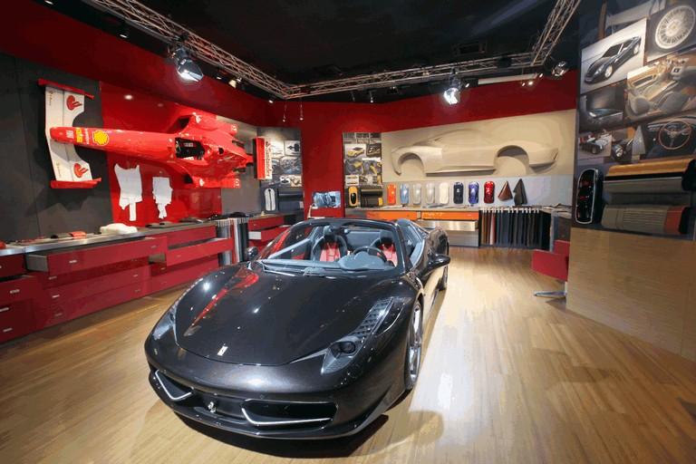 2011 Ferrari 458 Italia spider 336276
