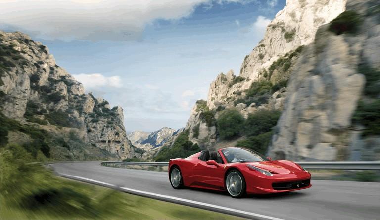 2011 Ferrari 458 Italia spider 336281