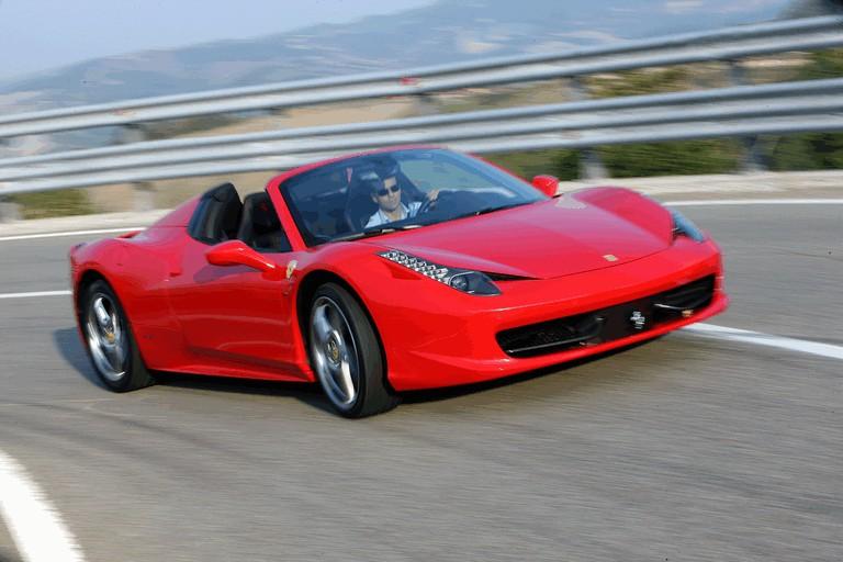 2011 Ferrari 458 Italia spider 336285