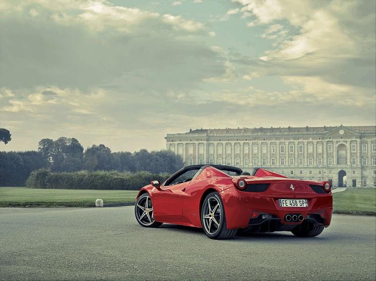 2011 Ferrari 458 Italia spider 336289