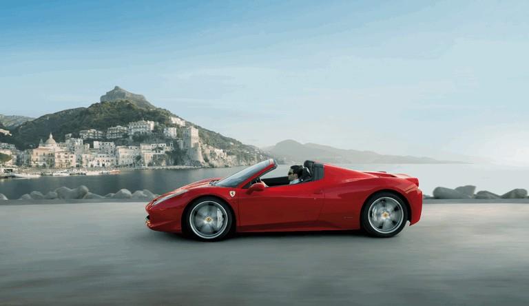 2011 Ferrari 458 Italia spider 336291