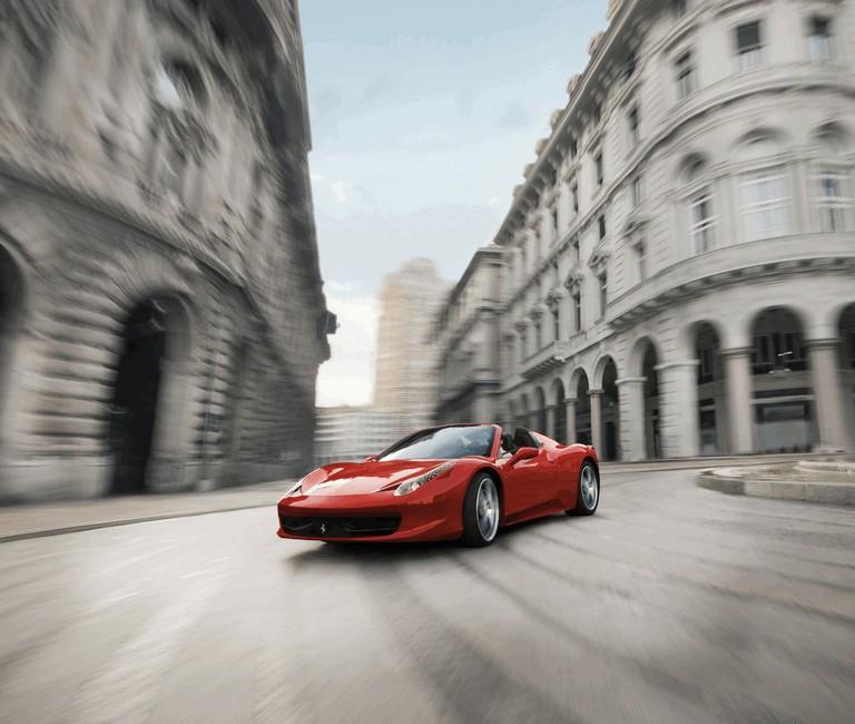 2011 Ferrari 458 Italia spider 336293