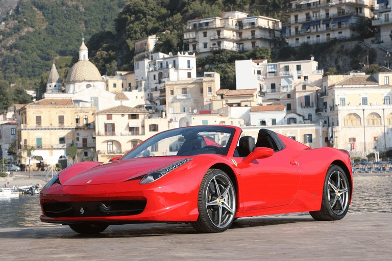 2011 Ferrari 458 Italia spider 336294