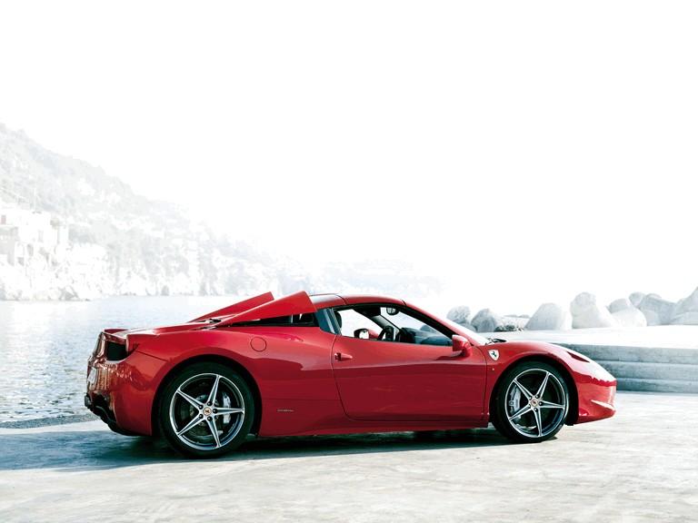 2011 Ferrari 458 Italia spider 336296