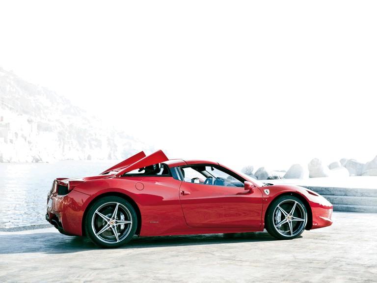 2011 Ferrari 458 Italia spider 336297