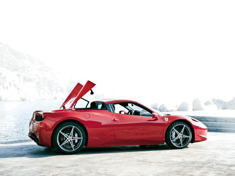 2011 Ferrari 458 Italia spider 336298