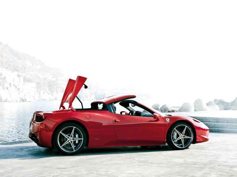 2011 Ferrari 458 Italia spider 336299