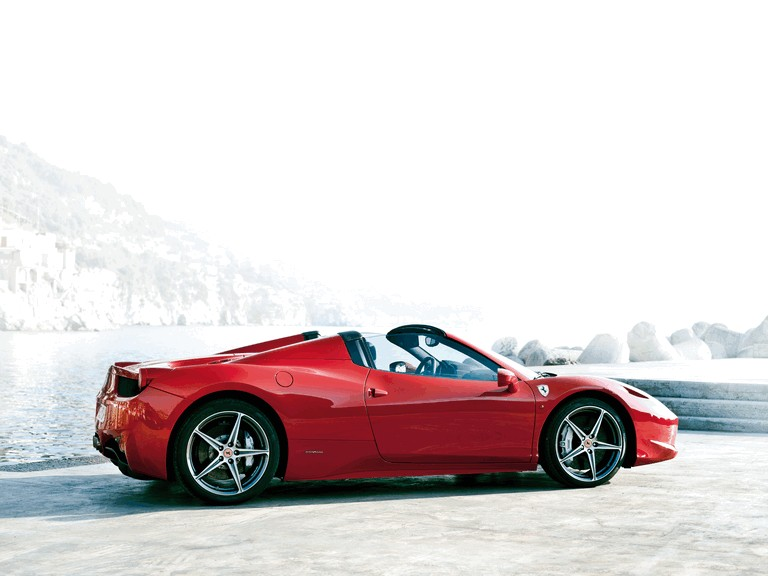 2011 Ferrari 458 Italia spider 336303