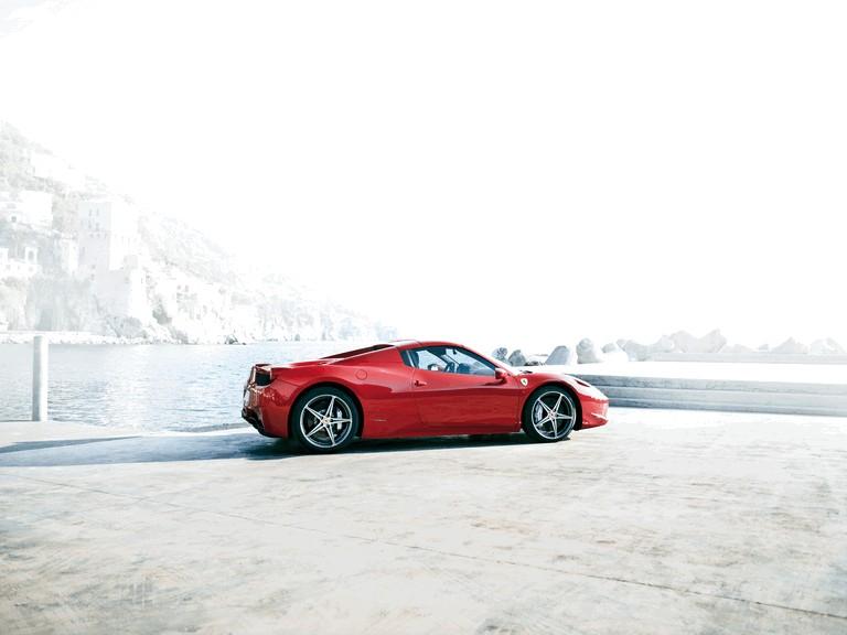 2011 Ferrari 458 Italia spider 336304