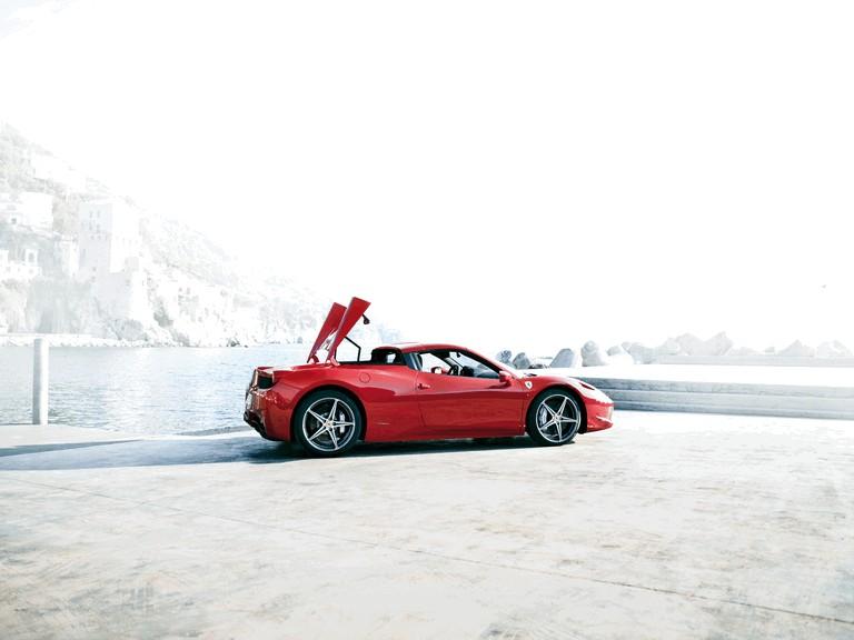 2011 Ferrari 458 Italia spider 336305