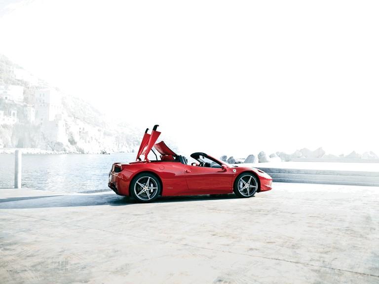 2011 Ferrari 458 Italia spider 336309