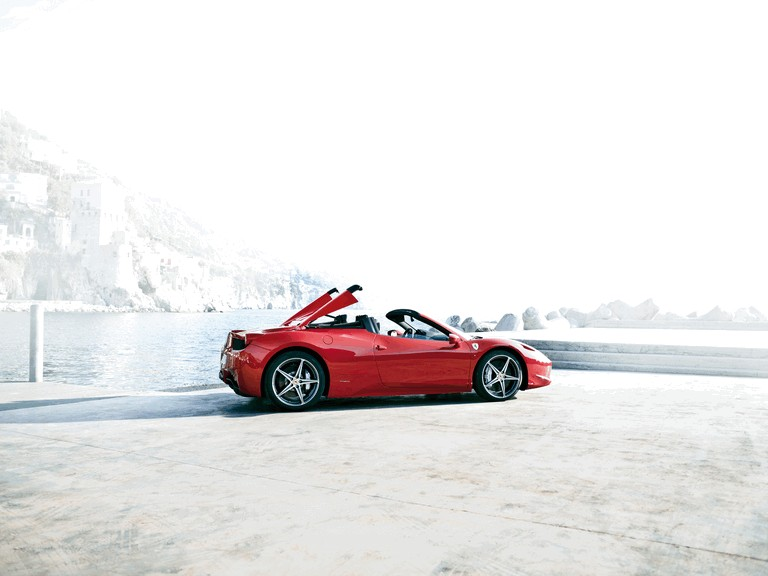 2011 Ferrari 458 Italia spider 336310