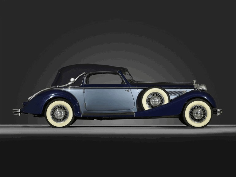 1937 Horch 853 A sport cabriolet 341091