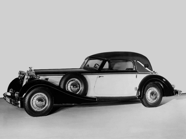1937 Horch 853 A sport cabriolet 341096