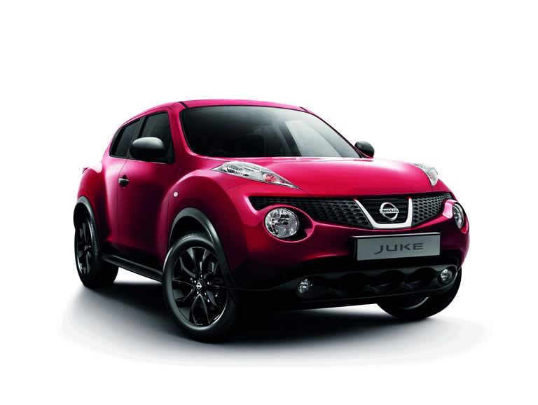 2011 Nissan Juke Kuro Red Limited Edition 310705