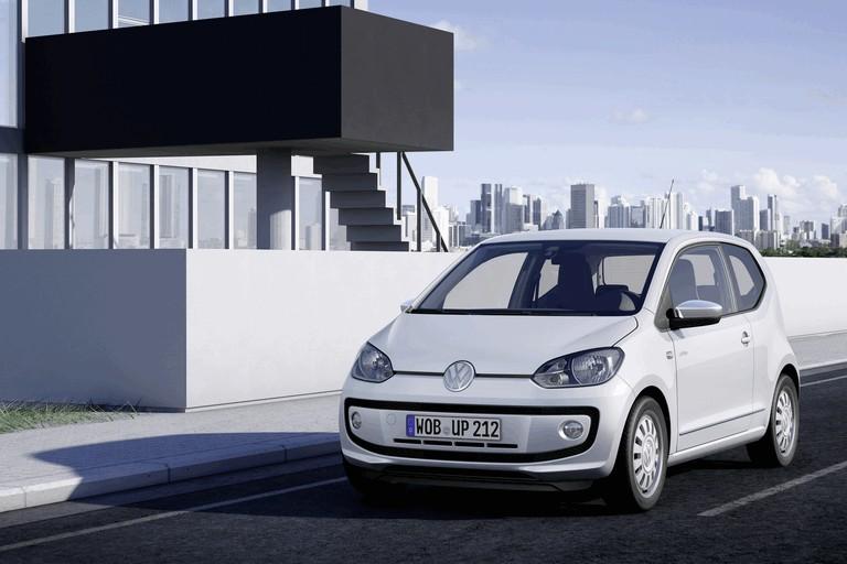 2011 Volkswagen Up 316900