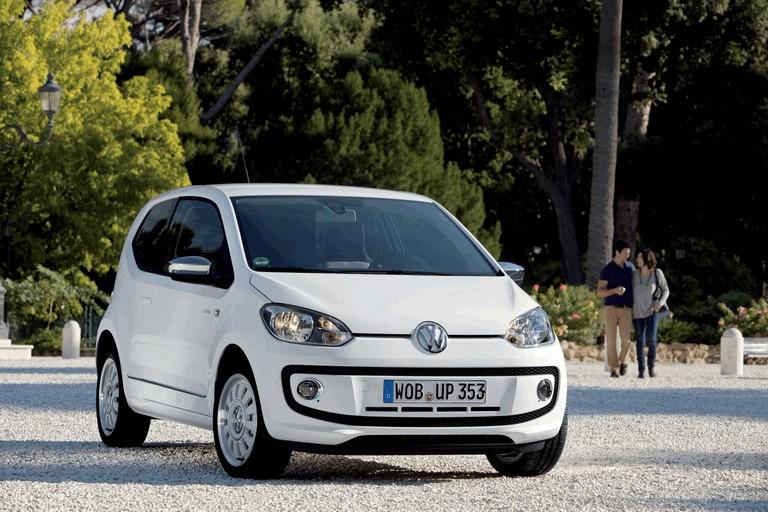 2011 Volkswagen Up 316907